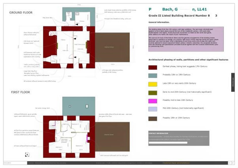 Listed Building Consent Applications - Nicholson Price Associates