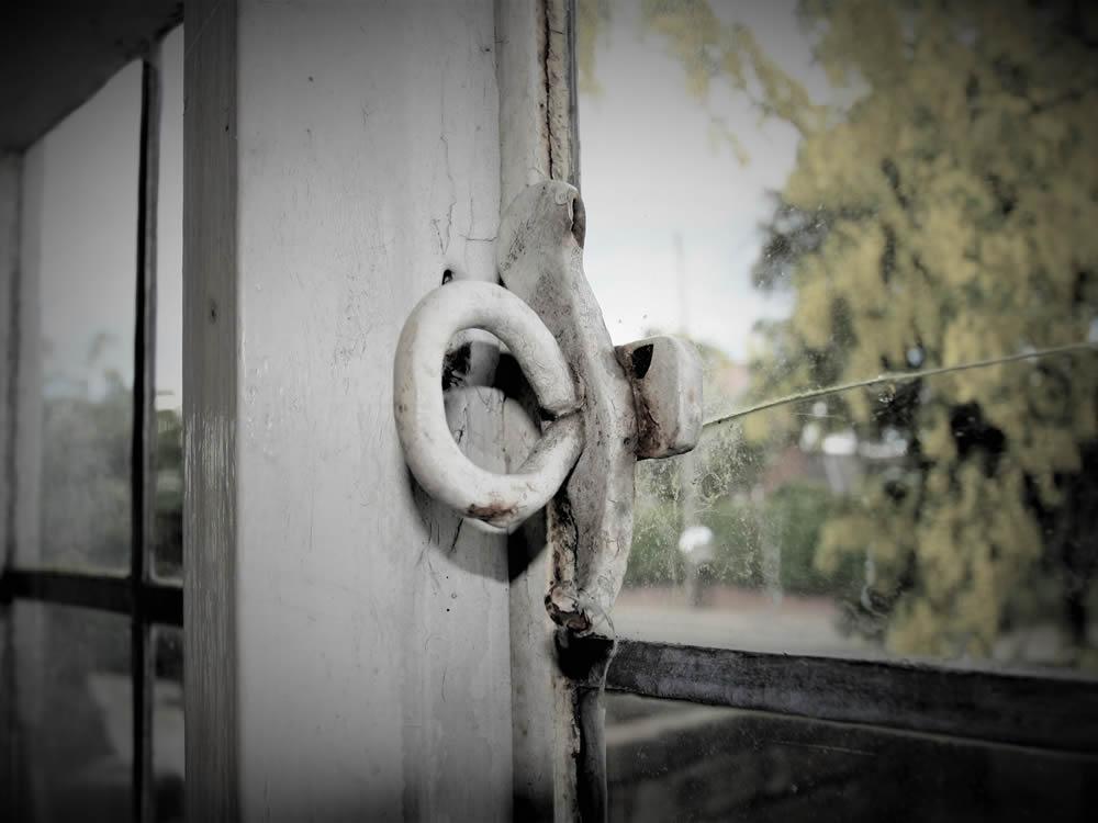 window catch