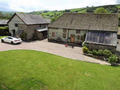 Grade II Listed Historic Barn Conversion - NPA Heritage