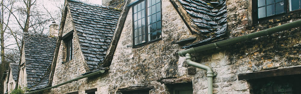shropshire stone roof
