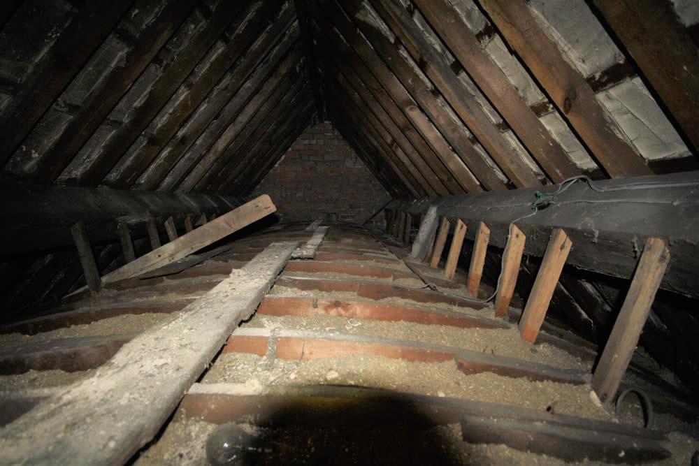 Mid 19c Barrel Ceiling - Nicholson Price Associates