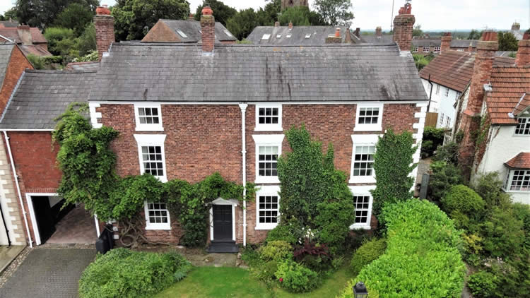 Grade II C18th/C19th Cheshire Farmhouse