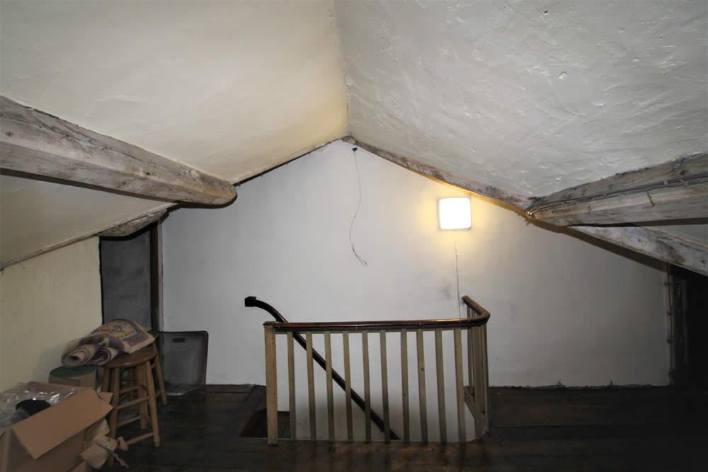 Late 18c attic room - Nicholson Price Associates