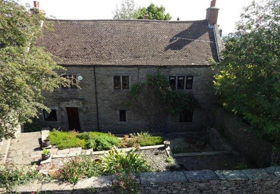 Derbyshire historical building