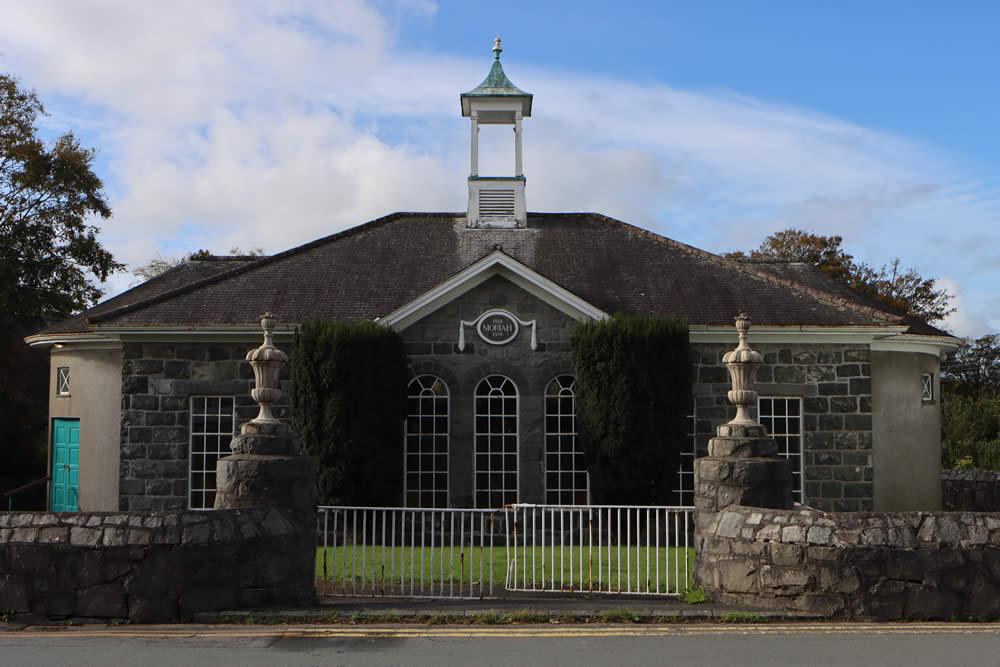 Grade II* Listed Early C20 Chapel, Gwynedd