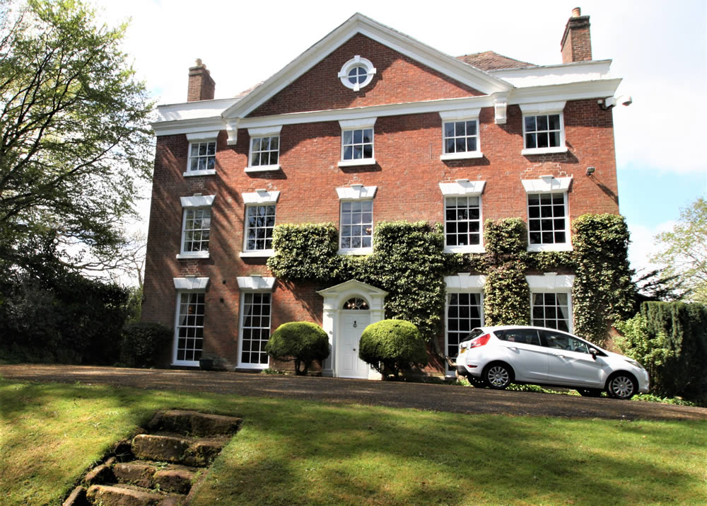 Grade II Listed Building in Belbroughton Worcestershire