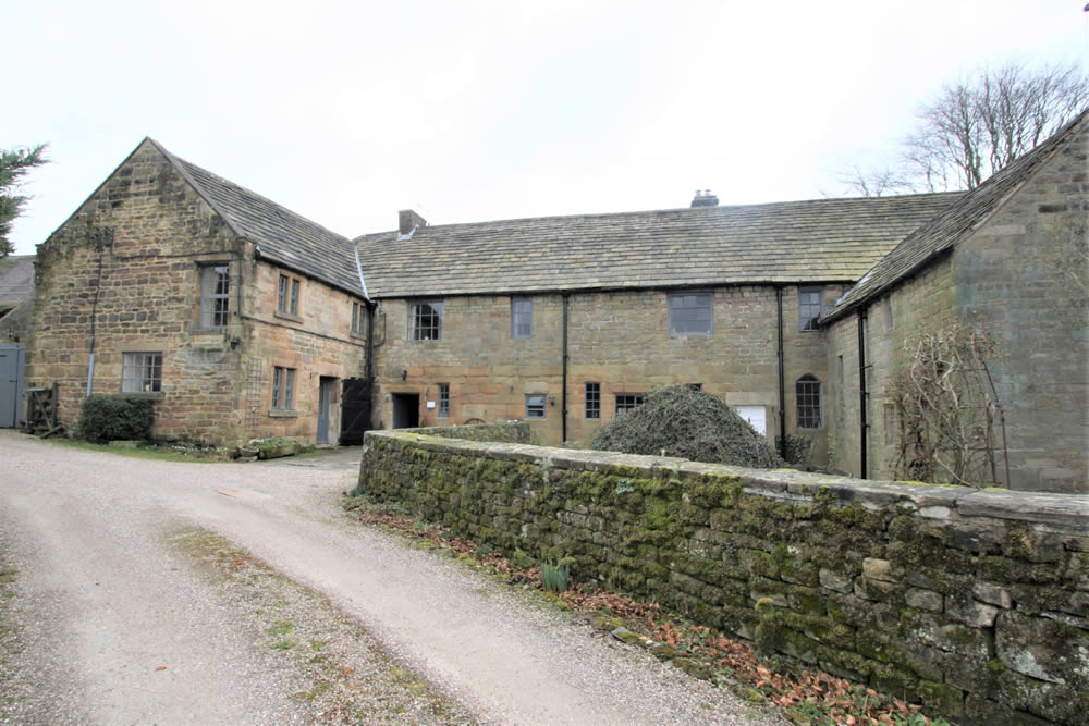 Manor Farm Dethick Derbyshire Grade II Star Listed Building